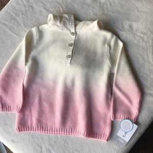 Carter's Knitted Pullover Size 12 months